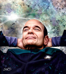 Robert Picardo - Star Trek Voyager
