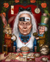 Alice by theartofTenia