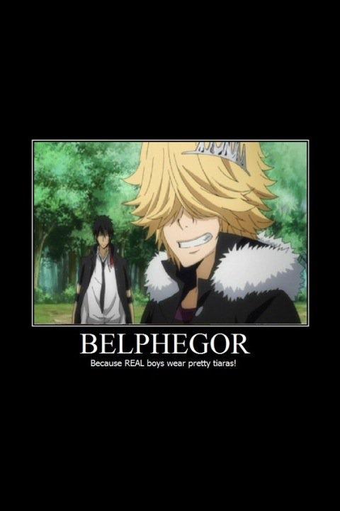 BELPHEGOR by AnnoyinglyHappyOtaku