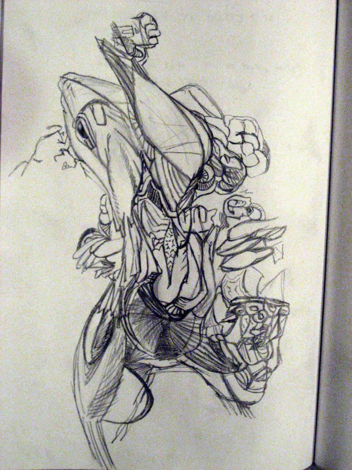 abstract sketch 1 by theycallmeyehzu on deviantart
