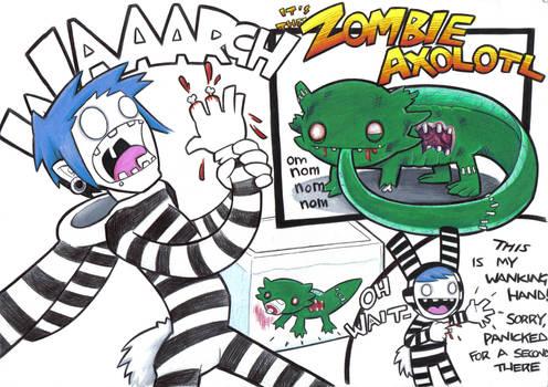 zombie axolotl