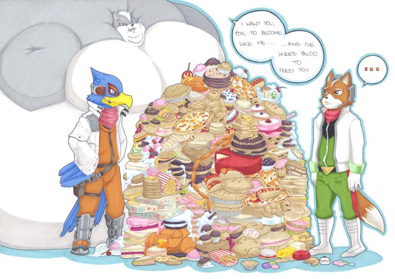 Fat Fur Weight: Fatastic Mr Fox Part 1 By Prisonsuit-rabbitman On DeviantArt