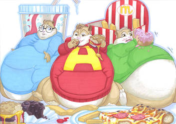 alvin and the chipchunks