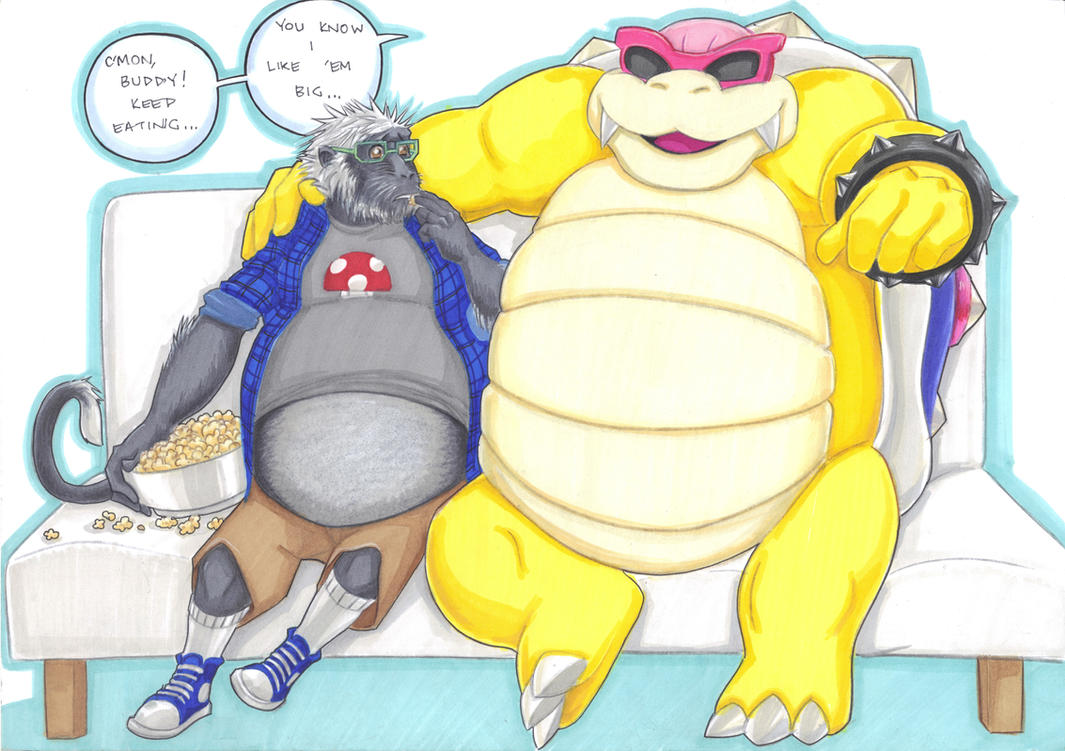 Obese Couch Potato couch potato part 1 by...