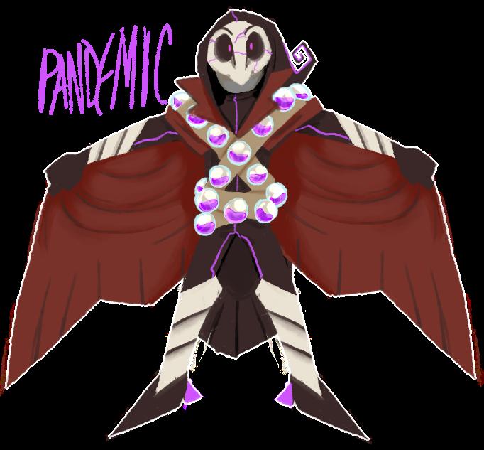 pandemic by pokeytard