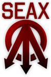 simbolo de seax plantilla