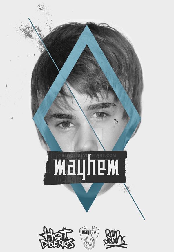 Mayhem Symbol Fucking Justin Bieber By Elhot On Deviantart