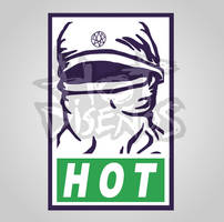 Obey The HOT by elhot