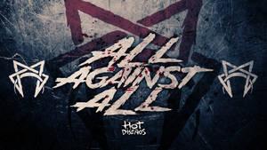 Logo All Against All by elhot