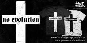 No Evolution - Shirt HOT Summer 2013 by elhot