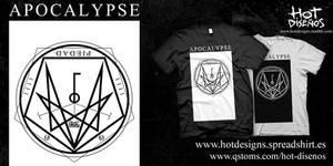 Apocalypse - Shirt HOT Summer 2013 by elhot