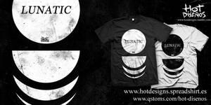 Lunatic - Shirt HOT Summer 2013 by elhot