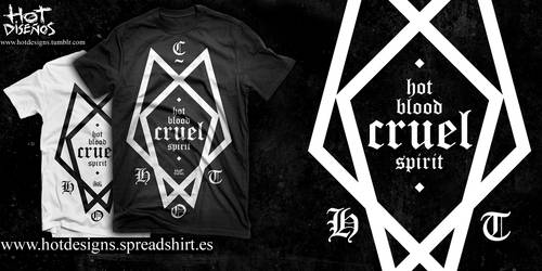 Cruel T-Shirt Summer 2014 by elhot