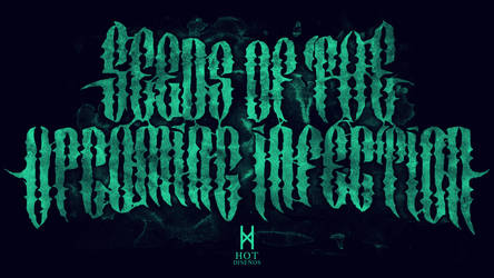 Seeds Of The Upcoming Infection Logotype by elhot