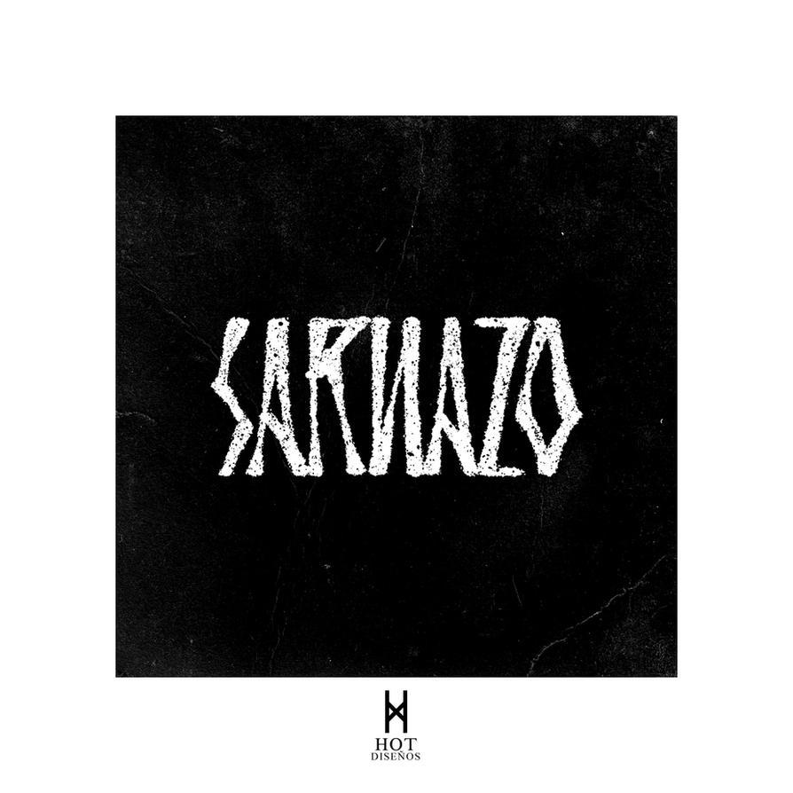 Sarnazo Punk Logo by elhot