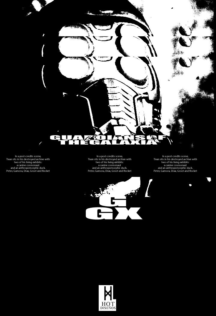 GUARDIANSOFTHEGALAXIA by elhot
