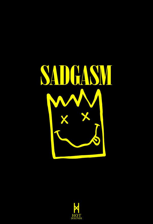 Sadgasm Logo by elhot