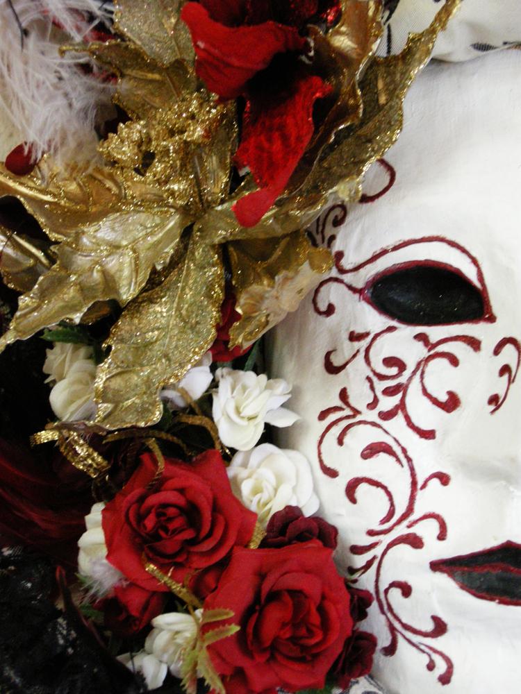 Venetian Mask - Light by akuinnen24