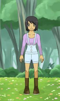 Pokemon Trainer Melissa