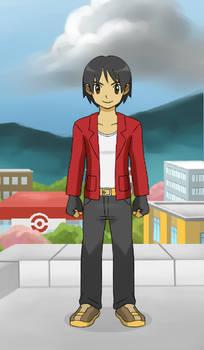Pokemon Trainer Michael