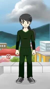 Pokemon Trainer Xiao