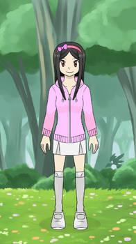 Pokemon Trainer Xiao Mei