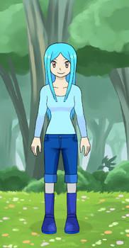 Pokemon Trainer Michiko