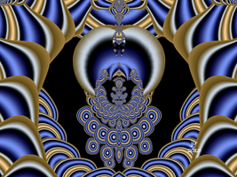 Talisman of the Nine by buddhakat9