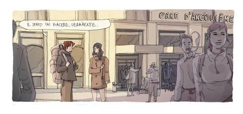Gare angouleme by Rulzdemol