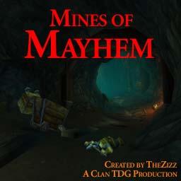 Mines of Mayhem by TheZizz