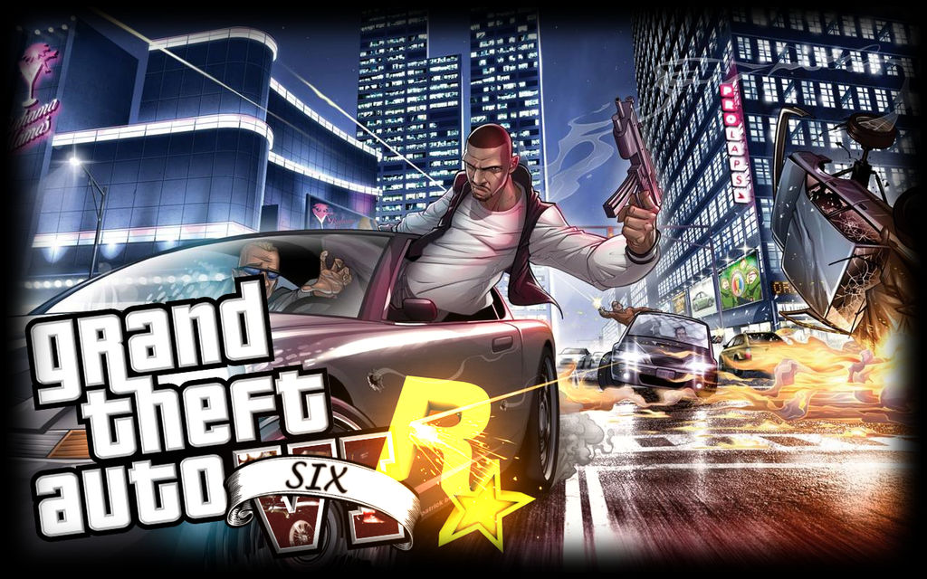 Grand Theft Auto 6 Wallpaper 4 by BWestTheFox on DeviantArt