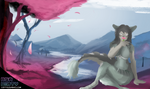 Blossoms -Commission by freelapse-