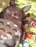 Totoro - Halcyon Days