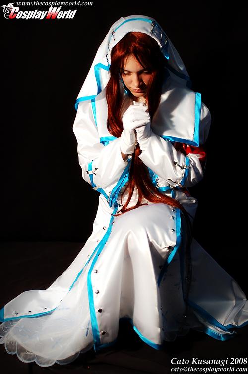 Praying by zoudia13