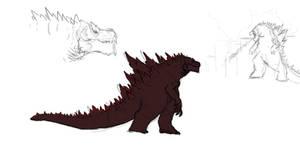 Kaiju Redesign: Godzilla