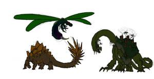 Kaiju Redesign: Skull Island Guardians