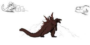 Kaiju Redesign: Godzilla, King of the Monsters