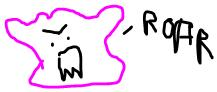Ditto using roar by Jewel18656