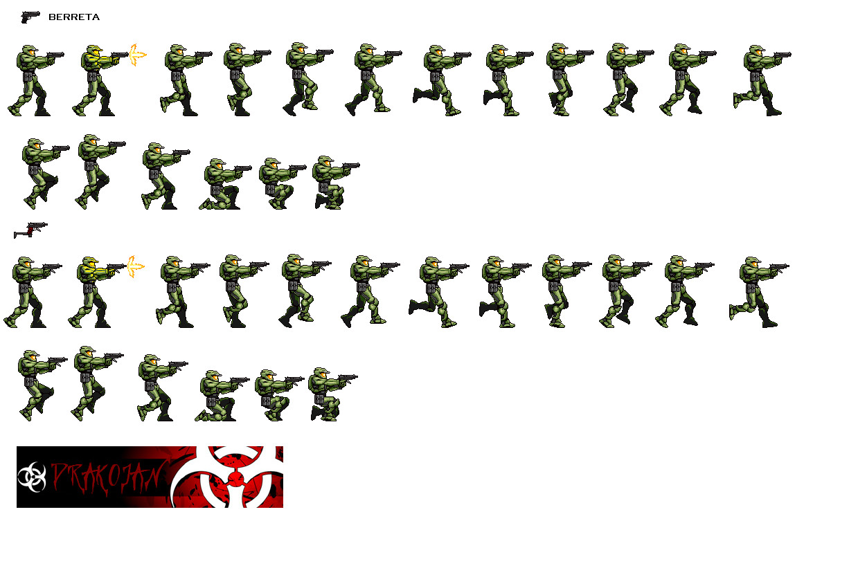 Looking For 2d Artist To Create A Sprite Sheet Brackeys