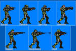 Halo Marines Sprite Preview