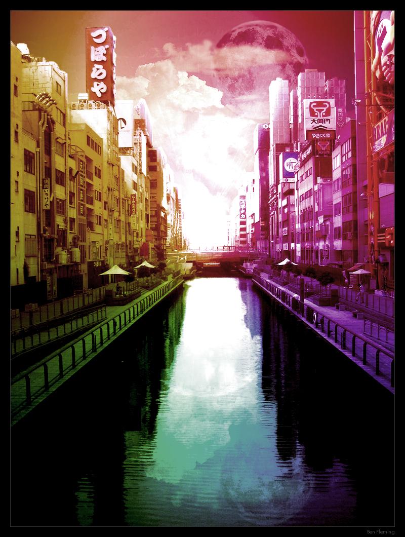 Japans New World .v2. by MediaDesign