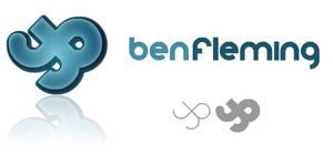 Ben Fleming's New Logo