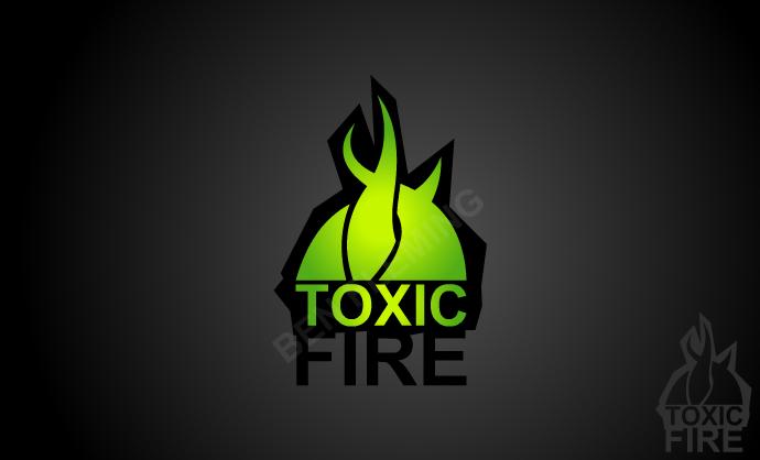 ToxicFire Logo by MediaDesign