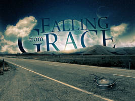 Falling From Grace CD Cover by MediaDesign
