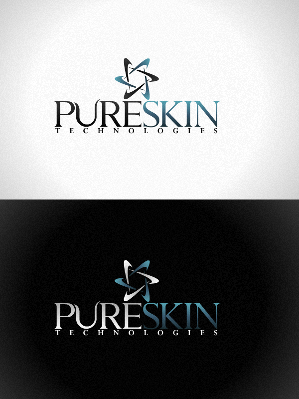 Pure Skin Technologies -Logo- by MediaDesign
