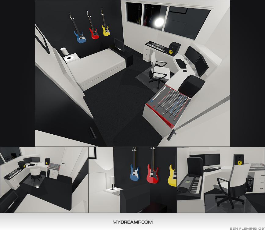 My Dream Room by MediaDesign