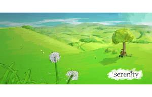 Serenity Album by MediaDesign