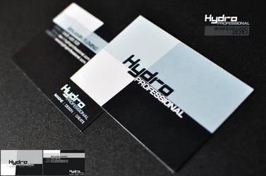 HydroProfessional BusinessCard