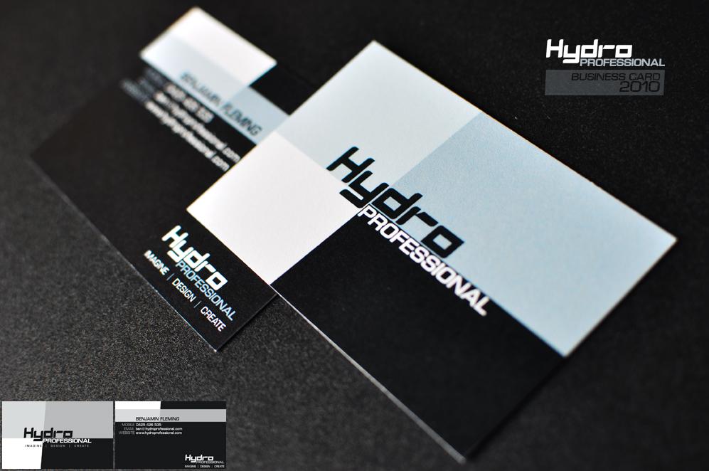 HydroProfessional BusinessCard by MediaDesign