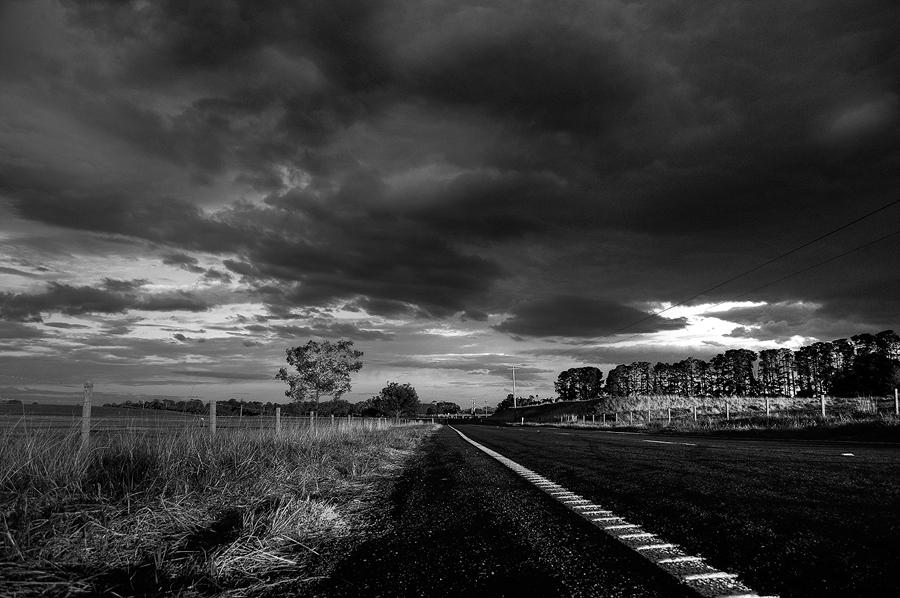 Black Road by MediaDesign